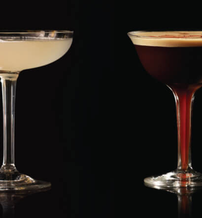 Fall Martini Recipes from Brockmans Gin, featured image