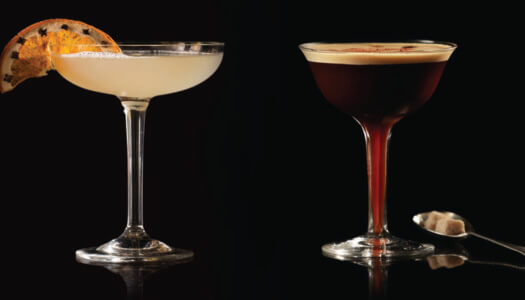 Must Mix: 2 Riffs On A Martini for Fall