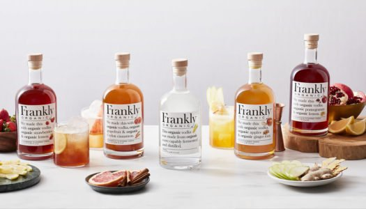 Speaking Frankly With Frankly Organic Vodka Co-Founder Kristen Risk