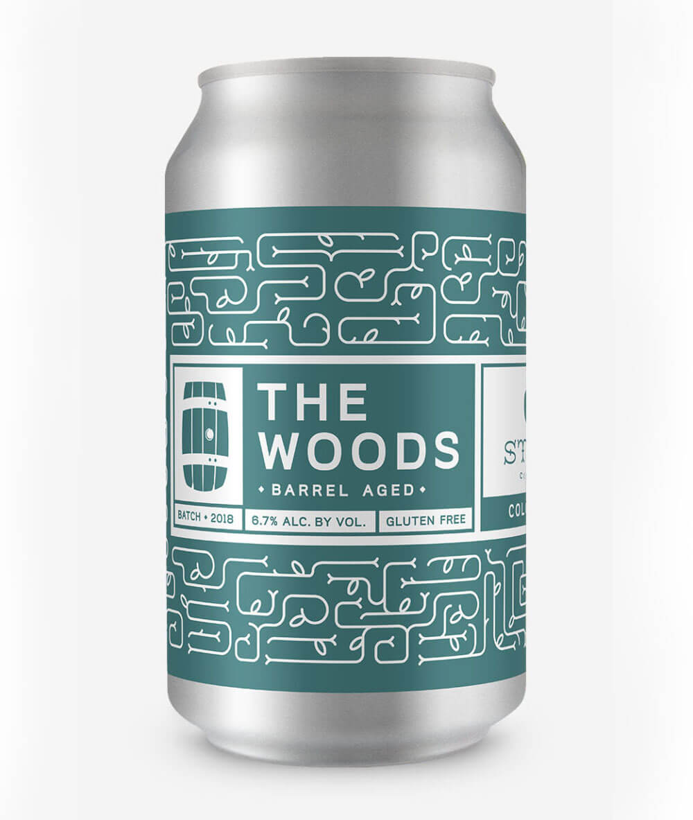 STM Cans The Woods