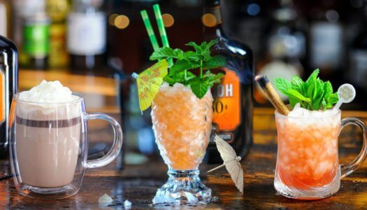 3 Tiki Cocktails to Transition From Summer To Fall