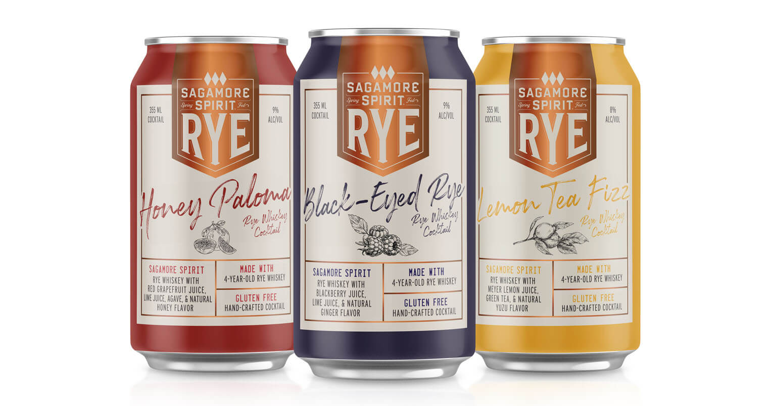Sagamore Spirit RTD Canned Cocktails, featured image