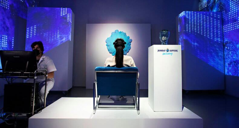 Bombay Sapphire Presents A Sensory Auction featured image