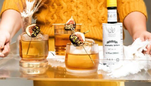 Celebrate Old Fashioned Week By Riffing On The Classic With Angostura