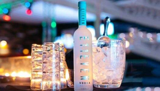 Behind The Scenes of E11EVEN Vodka With Nikki Simkins