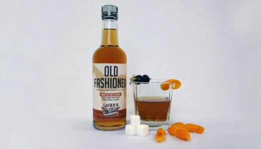 Your New Fall Staple: Laird And Company Launch Apple Brandy Old Fashioned