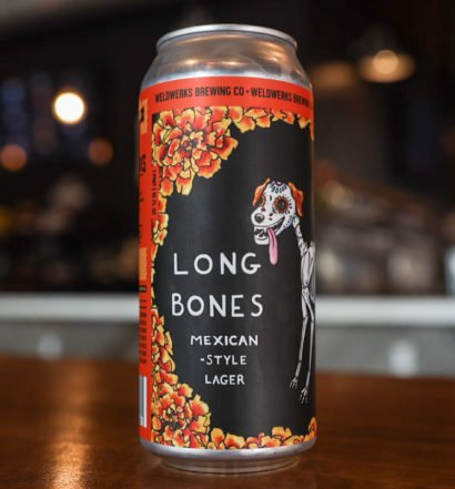 Long Bones Mexican Lager, featured image