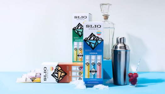 Holding On to the Last Days of Summer with SLIQ Boozy Ice Pops