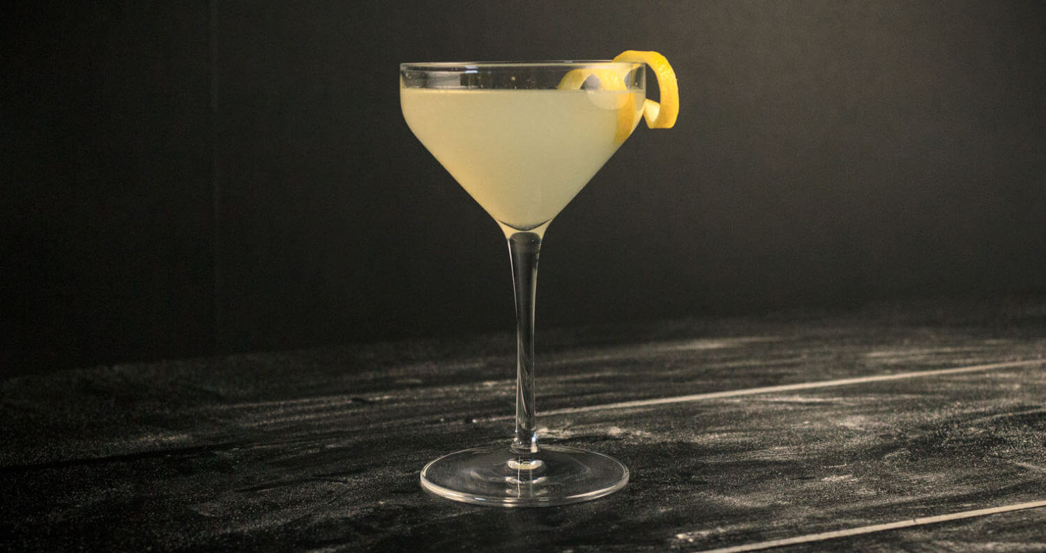 The 20th Century Cocktail, featured image