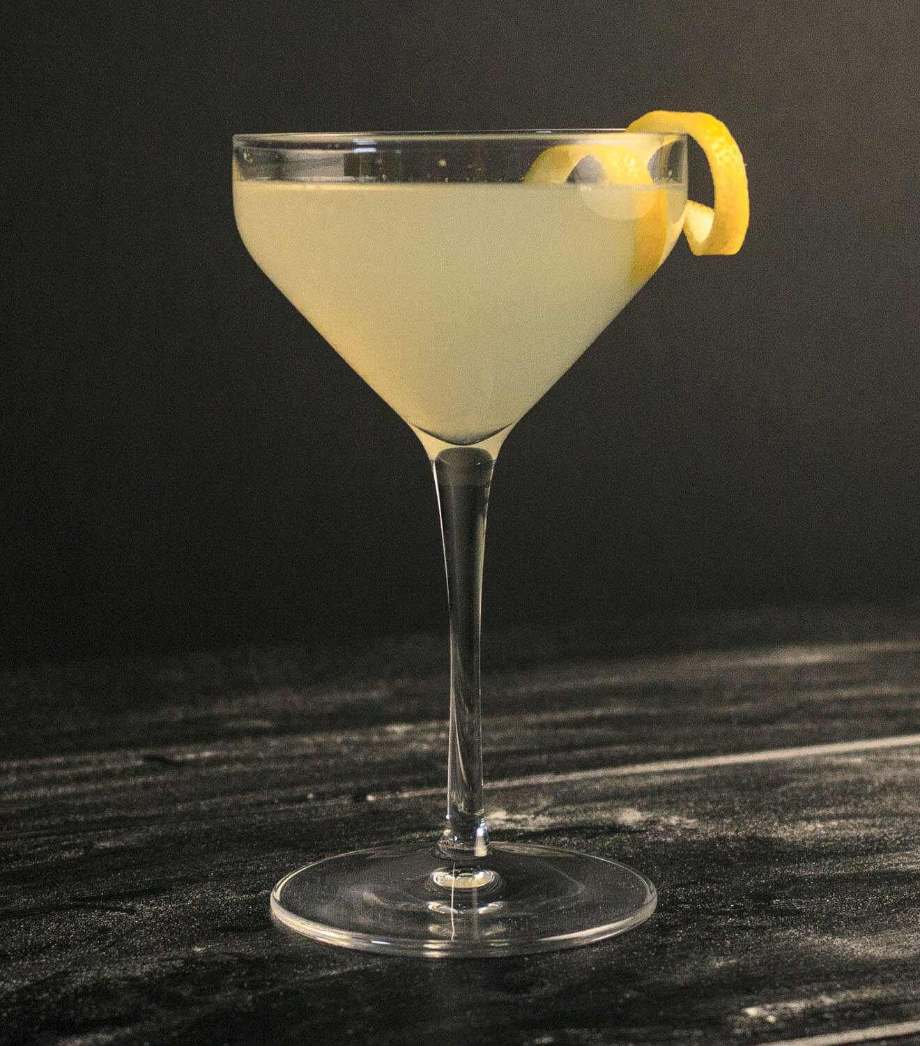 The 20th Century Cocktail