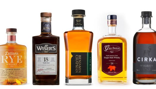 5 Canadian Whiskies You Need To Try
